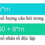 Công thức xác định cỡ mẫu bao nhiêu là phù hợp cho nghiên cứu