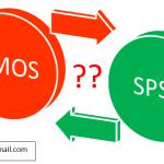 Quan hệ giữa SPSS AMOS và AMOS