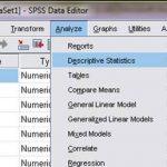 Crosstabs – Thực hành cách phân tích bảng chéo Crosstabs trong SPSS