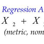 So sánh quan hệ giữa 7 phương pháp phân tích đa biến : Regression, Discriminant, Conjoint, SEM, ANOVA, MANOVA, Canonical Correlation