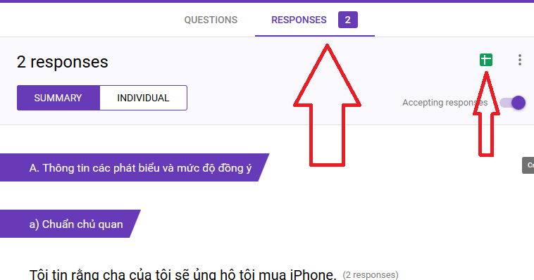 google forms 8